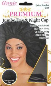Jumbo Satin Cap